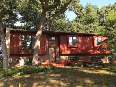 1518 Whispering Oaks Drive, Brighton, MI 48116 - MLS#: 218084970