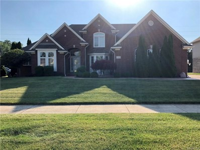43497 Fireberry Drive, Sterling Heights, MI 48314 - MLS#: 218084977