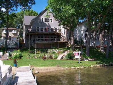 4036 Clifford Road, Genoa Twp, MI 48116 - MLS#: 218085085