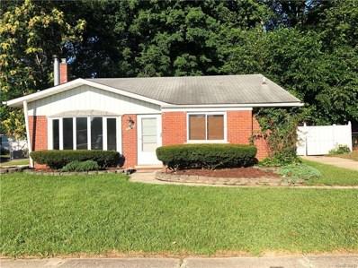 19825 Maplewood Street, Livonia, MI 48152 - MLS#: 218085116