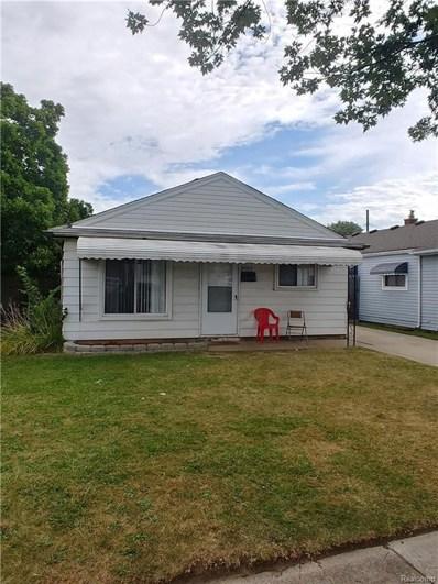 2552 Emogene Street, Melvindale, MI 48122 - MLS#: 218085120
