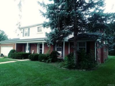45669 Harmony Lane, Van Buren Twp, MI 48112 - MLS#: 218085131