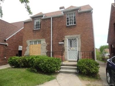 19350 Cliff Street, Detroit, MI 48234 - MLS#: 218085191