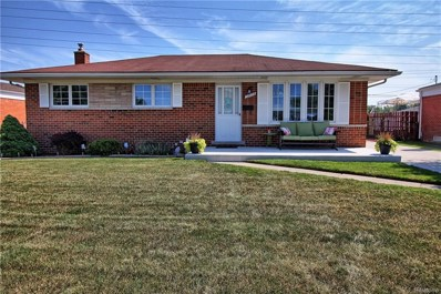 33524 Stonewood Drive, Sterling Heights, MI 48312 - MLS#: 218085205