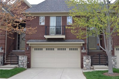 45921 Dutton Drive UNIT 81, Macomb Twp, MI 48044 - MLS#: 218085229