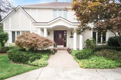 5312 Provincial Drive, Bloomfield Twp, MI 48302 - MLS#: 218085240