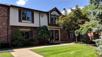 2298 London Bridge Drive UNIT 54, Rochester Hills, MI 48307 - MLS#: 218085241