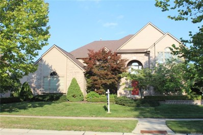 24056 Windridge Lane, Novi, MI 48374 - MLS#: 218085267