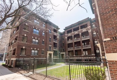 7409 Second Avenue UNIT 28, Detroit, MI 48202 - MLS#: 218085269