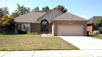 49287 Santa Anita Drive W, Chesterfield Twp, MI 48047 - MLS#: 218085315