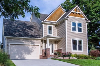 429 Stone Wood Court, Milford Vlg, MI 48381 - MLS#: 218085316