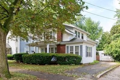 106 N Durand Street, Jackson, MI 49202 - MLS#: 218085329