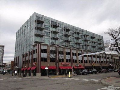 100 W 5TH Street UNIT 503, Royal Oak, MI 48067 - MLS#: 218085332