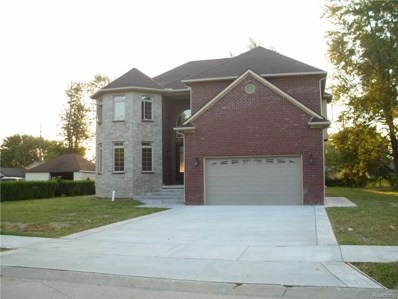 37290 Saint Joseph Drive, Sterling Heights, MI 48310 - MLS#: 218085390