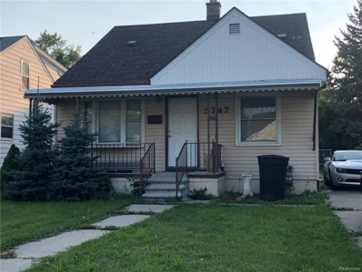 5747 Stahelin Avenue, Detroit, MI 48228 - MLS#: 218085426