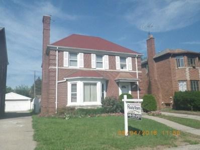 18637 Littlefield Street, Detroit, MI 48235 - MLS#: 218085457