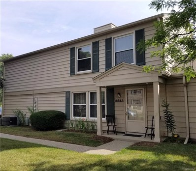 2913 Rockford Court, Orion Twp, MI 48360 - MLS#: 218085509