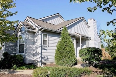 3525 Meadow Grove Trail, Ann Arbor, MI 48108 - MLS#: 218085527