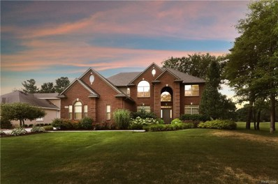 4876 Crooked Stick Court, Genoa Twp, MI 48116 - #: 218085559