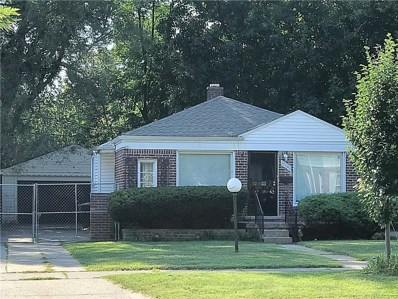 19145 Burt Road, Detroit, MI 48219 - MLS#: 218085573