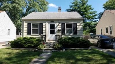 18981 Kenosha Street, Harper Woods, MI 48225 - MLS#: 218085615