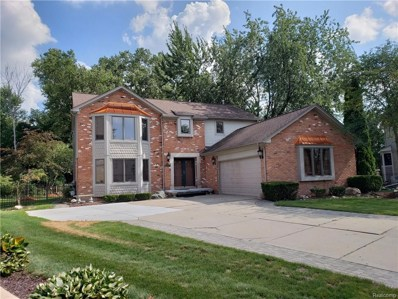 20380 Drummond Bay, Clinton Twp, MI 48038 - MLS#: 218085730