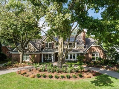 3480 Sunnydale Road, Bloomfield Twp, MI 48301 - MLS#: 218085734