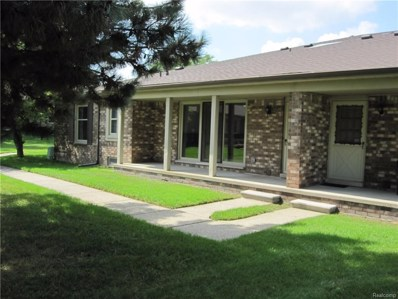 49332 Marquette Court, Shelby Twp, MI 48315 - MLS#: 218085748
