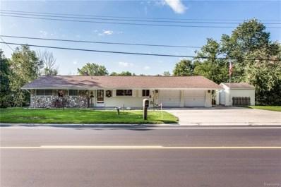 4167 N River Road, Fort Gratiot Twp, MI 48059 - MLS#: 218085765