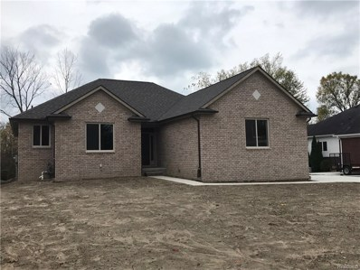 51817 Sass, Chesterfield Twp, MI 48047 - MLS#: 218085779