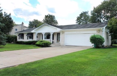 25201 Branchaster Road, Farmington Hills, MI 48336 - MLS#: 218085782