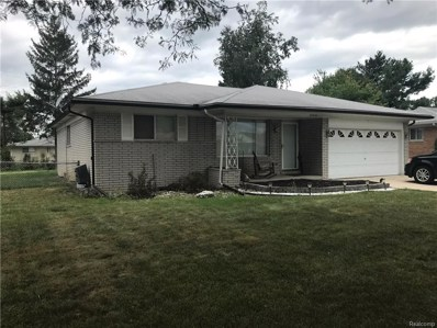 37235 Ruth Drive, Sterling Heights, MI 48312 - MLS#: 218085803