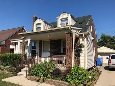 8128 Grayfield Street, Dearborn Heights, MI 48127 - MLS#: 218085840