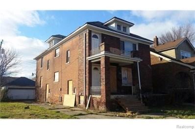 3651 Bedford Street, Detroit, MI 48224 - MLS#: 218085846