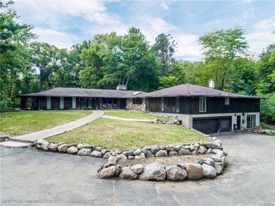 7466 Wing Lake Road, Bloomfield Twp, MI 48301 - MLS#: 218085878
