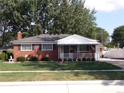 14905 Chippewa Drive, Warren, MI 48088 - MLS#: 218085918