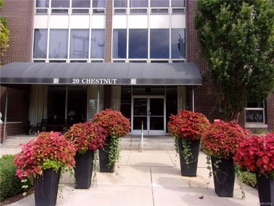 20 Chestnut Street UNIT 504, Wyandotte, MI 48192 - MLS#: 218085978