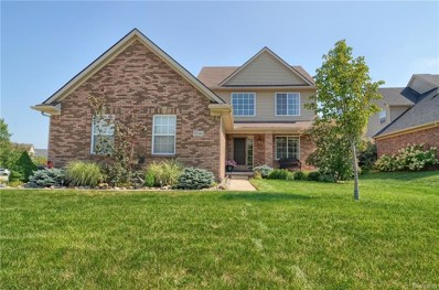 50341 Mulberry Court, Northville Twp, MI 48168 - MLS#: 218085986