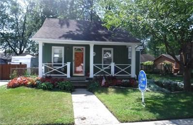 1875 Catalpa Drive, Berkley, MI 48072 - MLS#: 218086026