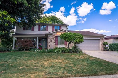 14319 Four Lakes Drive, Sterling Heights, MI 48313 - MLS#: 218086031