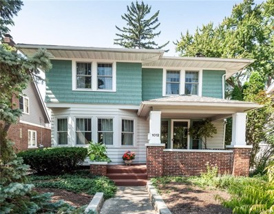 1012 S Lafayette Avenue, Royal Oak, MI 48067 - MLS#: 218086060