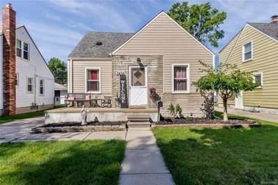 3434 Harding Street, Dearborn, MI 48124 - MLS#: 218086209