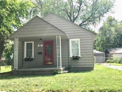 381 W Milton Avenue, Hazel Park, MI 48030 - MLS#: 218086226