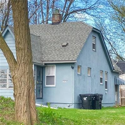3970 Bluehill Street, Detroit, MI 48224 - MLS#: 218086286