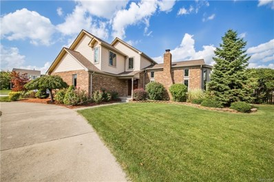 44820 Fair Oaks Drive, Canton Twp, MI 48187 - MLS#: 218086287