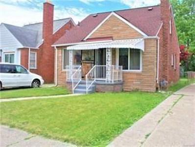 7667 Fielding Street, Detroit, MI 48228 - MLS#: 218086380