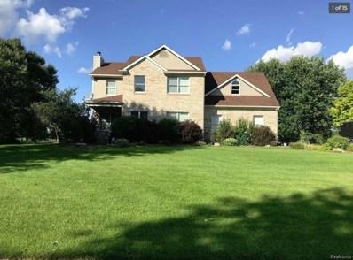 27424 Pond Drive, Lyon Twp, MI 48165 - MLS#: 218086431