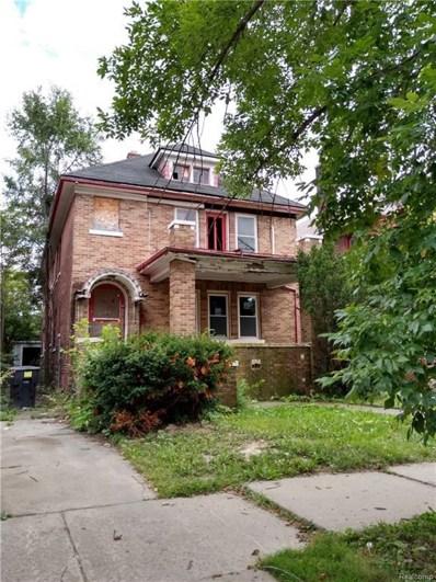 2517 Calvert Street, Detroit, MI 48206 - MLS#: 218086433