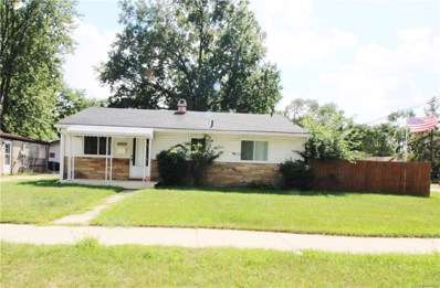 1504 Middlesex Avenue, Madison Heights, MI 48071 - MLS#: 218086436