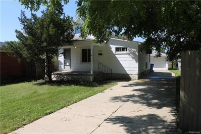6401 Heyden Street, Dearborn Heights, MI 48127 - MLS#: 218086437